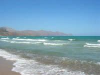 zona Plaja - il mare del golfo di Castellammare - 18 agosto 2008   - Alcamo marina (654 clic)