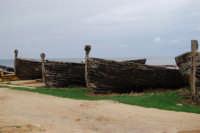 Tonnara - le barche - 16 novembre 2008  - Bonagia (651 clic)
