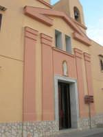 Parrocchia Maria SS. della Provvidenza, già Piccolo Santuario Mariano (sec. XIX) - 23 settembre 2007  - Terrasini (1735 clic)