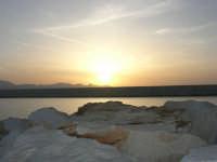 il porto al tramonto - 24 maggio 2008  - Balestrate (1324 clic)