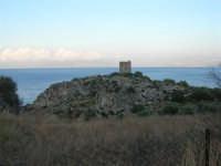Torre di avvistamento - 19 settembre 2007  - Scopello (889 clic)
