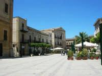 piazza Ciullo - 13 maggio 2007  - Alcamo (755 clic)