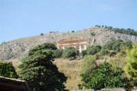 il tempio - 4 ottobre 2007  - Segesta (1757 clic)