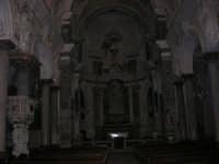 all'interno della Chiesa del Collegio dei Gesuiti - 13 ottobre 2007  - Trapani (1008 clic)