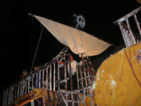 Carnevale 2009 - Sfilata carri allegorici - 24 febbraio 2009   - Balestrate (3556 clic)