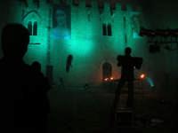 Festeggiamenti Maria SS. dei Miracoli - La Festa del Paradiso - L'Assalto al Castello - Piazza Castello - 20 giugno 2008   - Alcamo (518 clic)