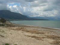 zona Magazzinazzi - il mare d'inverno - 22 febbraio 2009   - Alcamo marina (2989 clic)