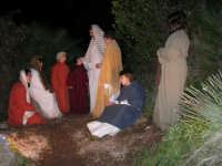 Parco Urbano della Misericordia - LA BIBBIA NEL PARCO - Quadri viventi: 7. Gesù benedice i bambini - 5 gennaio 2009   - Valderice (2832 clic)