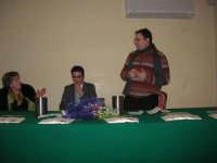 Piero Tuzzo presenta il libro Disfunzioni Celebrali, Poesie, poemetti e altro. Intervengono i sigg. Antonietta Pirrone e Vincenzo Caico - Hotel Centrale - 27 dicembre 2008   - Alcamo (5429 clic)