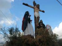 Processione della Via Crucis con gruppi statuari viventi - 5 aprile 2009   - Buseto palizzolo (1488 clic)