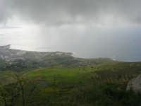 panorama con foschia dal monte Erice - 1 maggio 2009   - Erice (1831 clic)