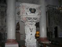 all'interno della Chiesa del Collegio dei Gesuiti - 13 ottobre 2007  - Trapani (896 clic)