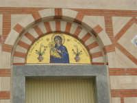 Istituto Zootecnico - Centro di Formazione SKILICA (Skliza) - Chiesa: particolare - 17 aprile 2006  - Piana degli albanesi (1287 clic)