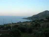 la costa sul Golfo di Castellammare - 24 febbraio 2008  - San vito lo capo (588 clic)