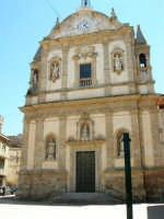 piazza Ciullo - Chiesa del Collegio - 13 maggio 2007  - Alcamo (2028 clic)