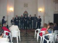 Canti Sacri - Coro Jacopone da Todi - ex Chiesa Ecce Homo - 20 giugno 2008  - Alcamo (906 clic)