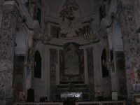 all'interno della Chiesa del Collegio dei Gesuiti - 13 ottobre 2007  - Trapani (2405 clic)