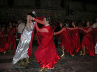 Carnevale 2008 - XVII Edizione Sfilata di Carri Allegorici - Cavalcano gli ... Eroi a Roma - Comitato San Marco - 3 febbraio 2008   - Valderice (921 clic)