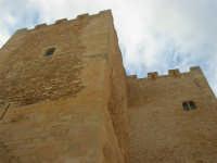 Castello arabo normanno - 11 ottobre 2007  - Salemi (2243 clic)