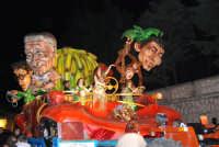 Carnevale 2008 - XVII Edizione Sfilata di Carri Allegorici - La zuppa di Darwin - Associazione Paparella - 3 febbraio 2008   - Valderice (1000 clic)