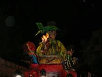 Carnevale 2008 - XVII Edizione Sfilata di Carri Allegorici - La zuppa di Darwin - Associazione Paparella - 3 febbraio 2008  - Valderice (906 clic)