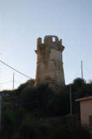 baia di Guidaloca: torre di avvistamento - 3 marzo 2008  - Castellammare del golfo (660 clic)