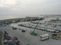 il porto - 23 settembre 2007  - Terrasini (1321 clic)