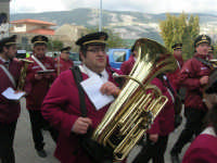 Processione della Via Crucis con gruppi statuari viventi - 5 aprile 2009  - Buseto palizzolo (1995 clic)