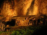 Il Presepe Vivente di Custonaci nella grotta preistorica di Scurati (grotta Mangiapane) (130) - 26 dicembre 2007   - Custonaci (1156 clic)