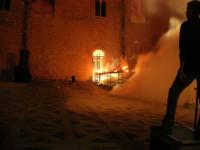 Festeggiamenti Maria SS. dei Miracoli - La Festa del Paradiso - L'Assalto al Castello - Piazza Castello - 20 giugno 2008   - Alcamo (502 clic)
