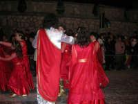 Carnevale 2008 - XVII Edizione Sfilata di Carri Allegorici - Cavalcano gli ... Eroi a Roma - Comitato San Marco - 3 febbraio 2008   - Valderice (941 clic)