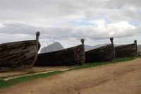 Tonnara - le barche - 16 novembre 2008  - Bonagia (839 clic)