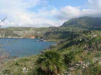 Golfo di Castellammare - la costa tra Guidaloca e Castellammare del Golfo - 5 aprile 2009   - Castellammare del golfo (892 clic)