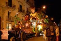 Carnevale 2008 - Sfilata Carri Allegorici lungo il Corso VI Aprile - 2 febbraio 2008   - Alcamo (712 clic)