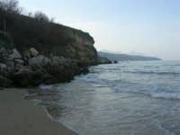 Spiaggia Plaja - 3 marzo 2009  - Castellammare del golfo (1240 clic)