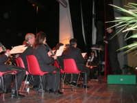 Il Concerto di Capodanno - Complesso Bandistico Città di Alcamo - Direttore: Giuseppe Testa - Teatro Cielo d'Alcamo - 1 gennaio 2009   - Alcamo (2887 clic)