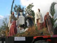 Processione della Via Crucis con gruppi statuari viventi - 5 aprile 2009   - Buseto palizzolo (1560 clic)