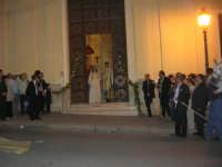 2° Corteo Storico di Santa Rita - Dinanzi la Chiesa S. Antonio - seconda uscita - Rita sposa - 17 maggio 2008  - Castellammare del golfo (500 clic)