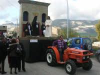 Processione della Via Crucis con gruppi statuari viventi - 5 aprile 2009  - Buseto palizzolo (1690 clic)