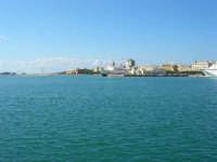 la città ed il porto - 28 settembre 2008  - Trapani (860 clic)