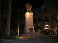 Monumento ai Caduti nella Grande Guerra - 2 febbraio 2008  - Alcamo (670 clic)