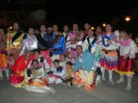 Carnevale 2009 - alla conclusione del Ballo dei Pastori: foto ricordo - 24 febbraio 2009  - Balestrate (3725 clic)