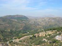 panorama dalla rupe - 4 ottobre 2007  - Calatafimi segesta (749 clic)