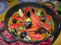 paella valenziana - 28 giugno 2009   - Calatafimi segesta (5311 clic)