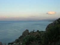 Golfo di Castellammare - 19 settembre 2007  - Scopello (850 clic)