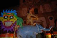 Carnevale 2008 - Sfilata Carri Allegorici lungo il Corso VI Aprile - 2 febbraio 2008   - Alcamo (666 clic)
