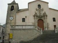 per le vie del paese - Chiesa S. Vito Martire - 17 aprile 2006  - Piana degli albanesi (2725 clic)