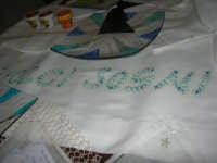 Cene di San Giuseppe - mostra di manufatti - ricami - 15 marzo 2009   - Salemi (2390 clic)