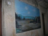 per le vie di Vita - murales - Mestieri e tradizioni della civiltà contadina: il maniscalco - 9 ottobre 2007   - Vita (4980 clic)