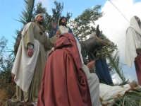 Processione della Via Crucis con gruppi statuari viventi - 5 aprile 2009   - Buseto palizzolo (1567 clic)